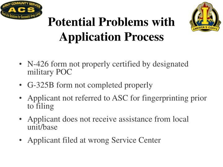problems with fingerprints for permanent resident applications