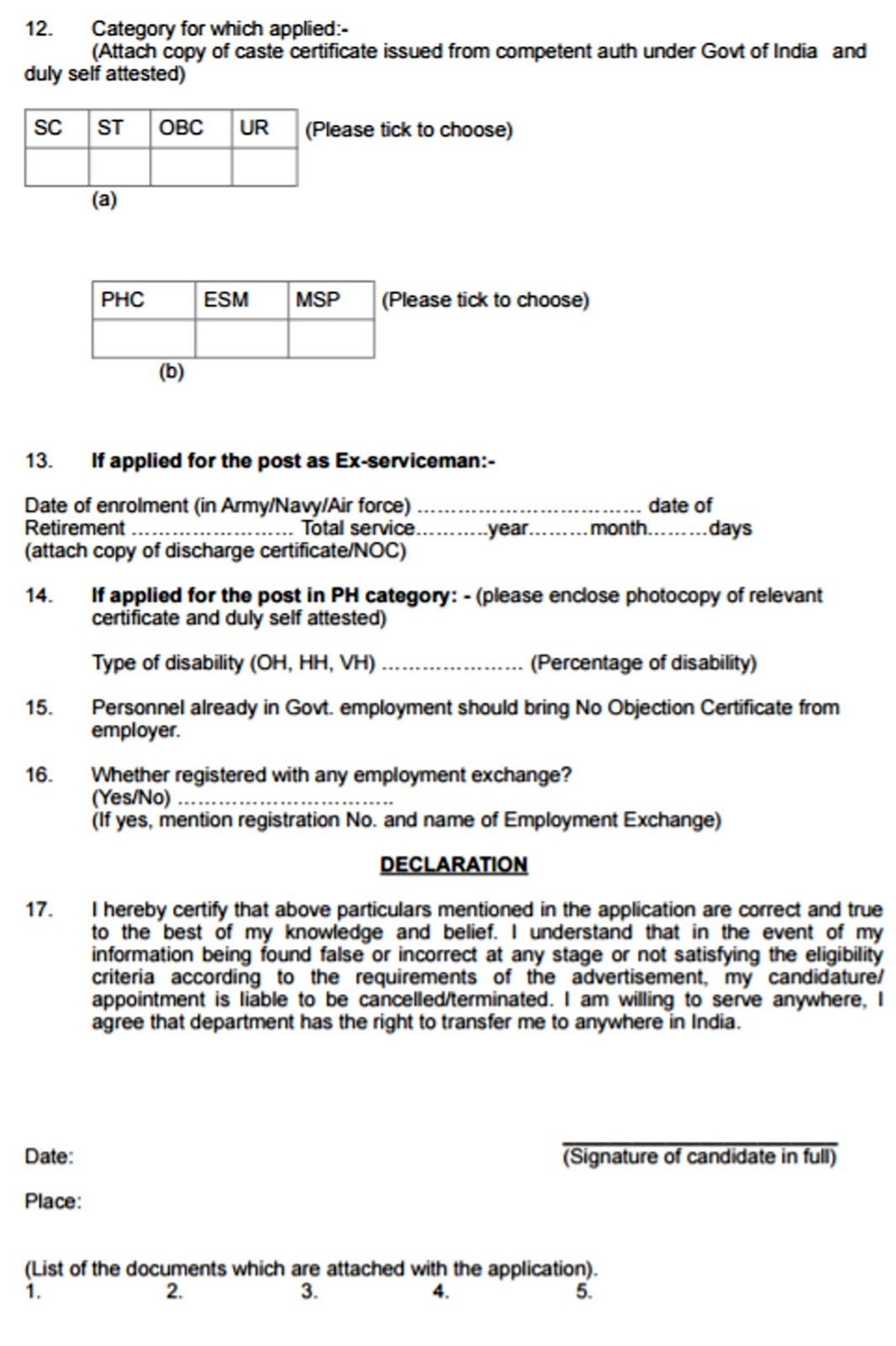 cpa recruit application form 2017