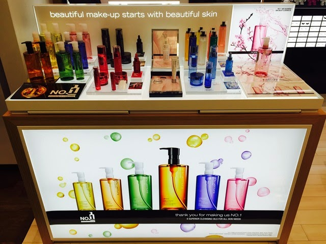 the bay cosmetic counter application