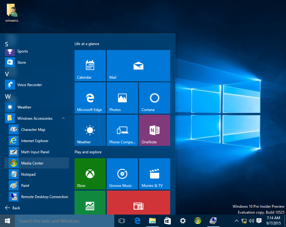 get application package windows 10