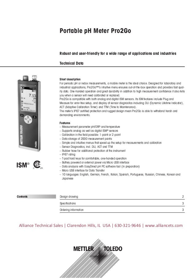 ph measurement and its application conclusion