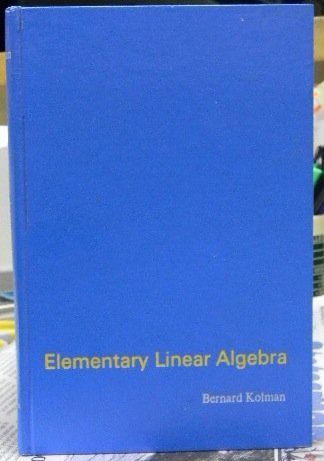 elementary linear algebra with applications ed 9 textbook solutions