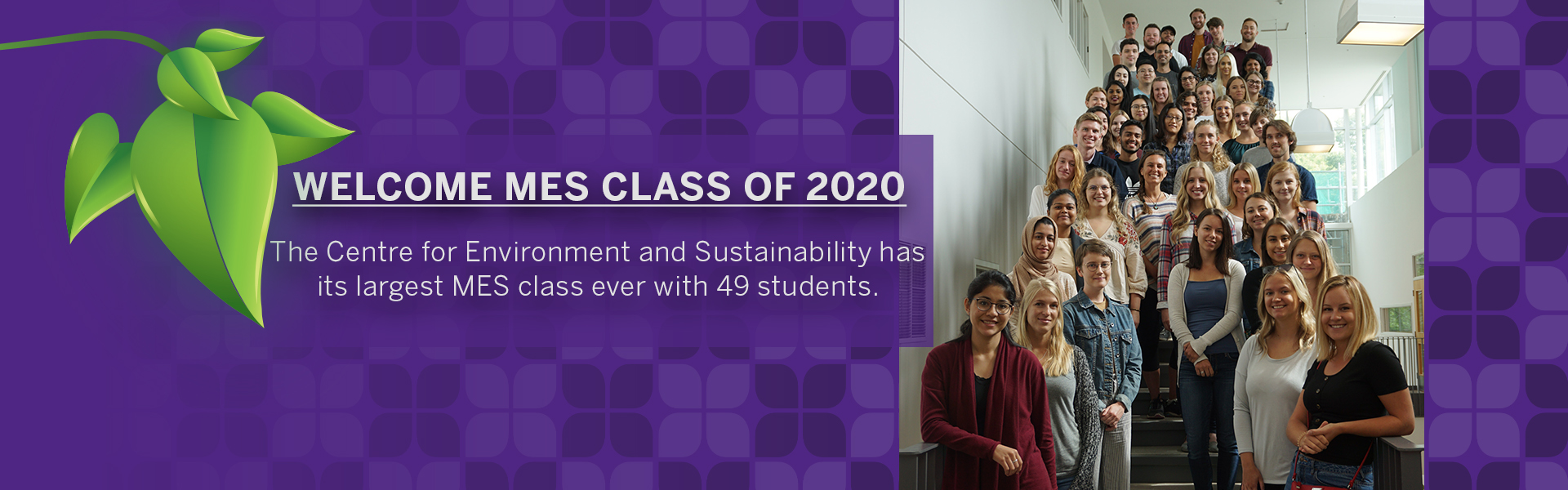 application western university masters of environment and sustainability