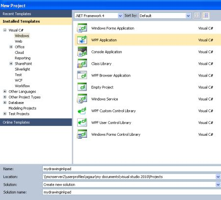 wpf application examples in c codeproject