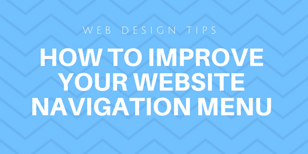 tips to improving a website of application