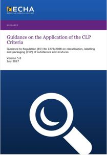 guidance on the application of the clp criteria