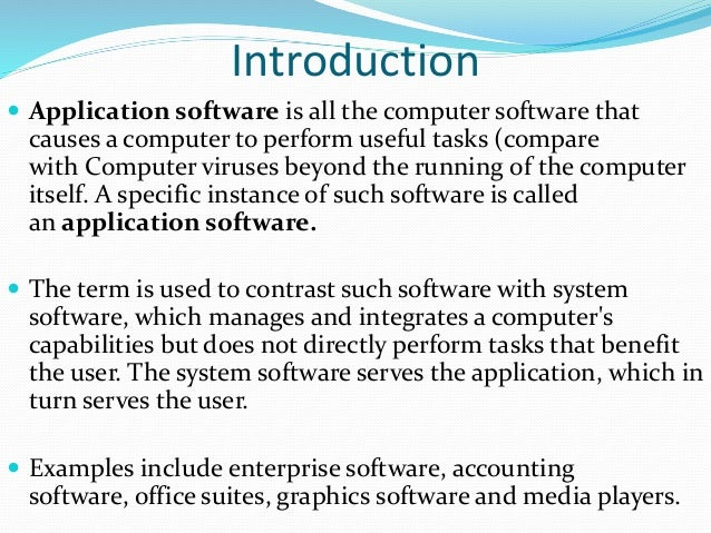introduction to computers and applications pdf