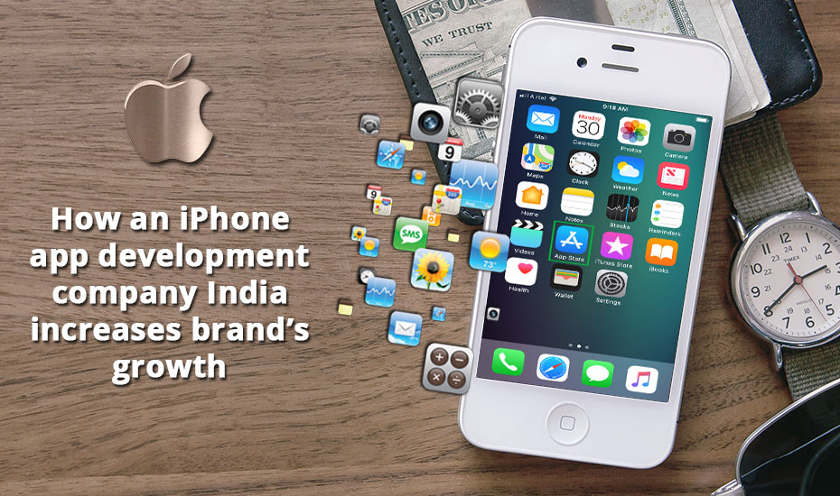 iphone application development company in indore