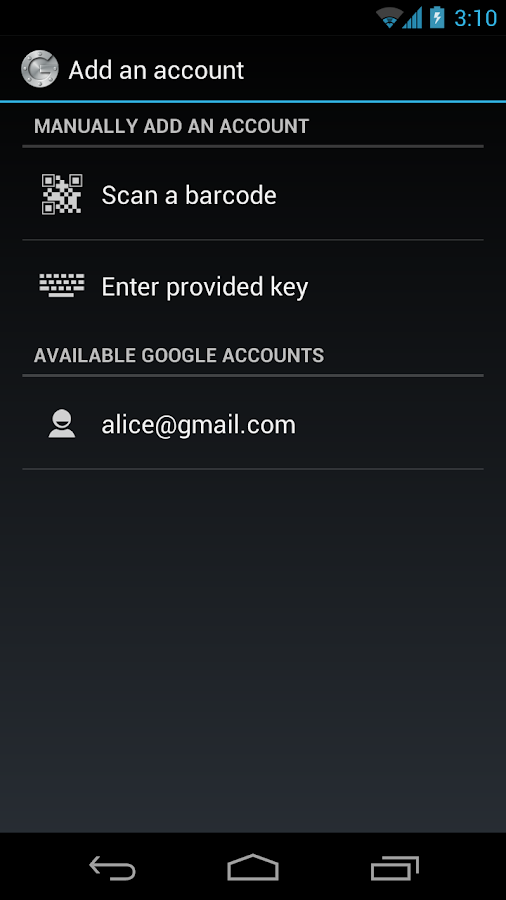 what applications support google authenticator